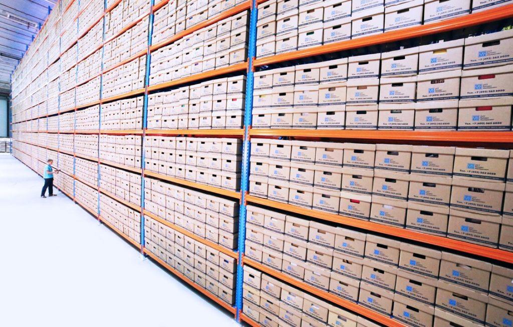 Archiving shoeboxes